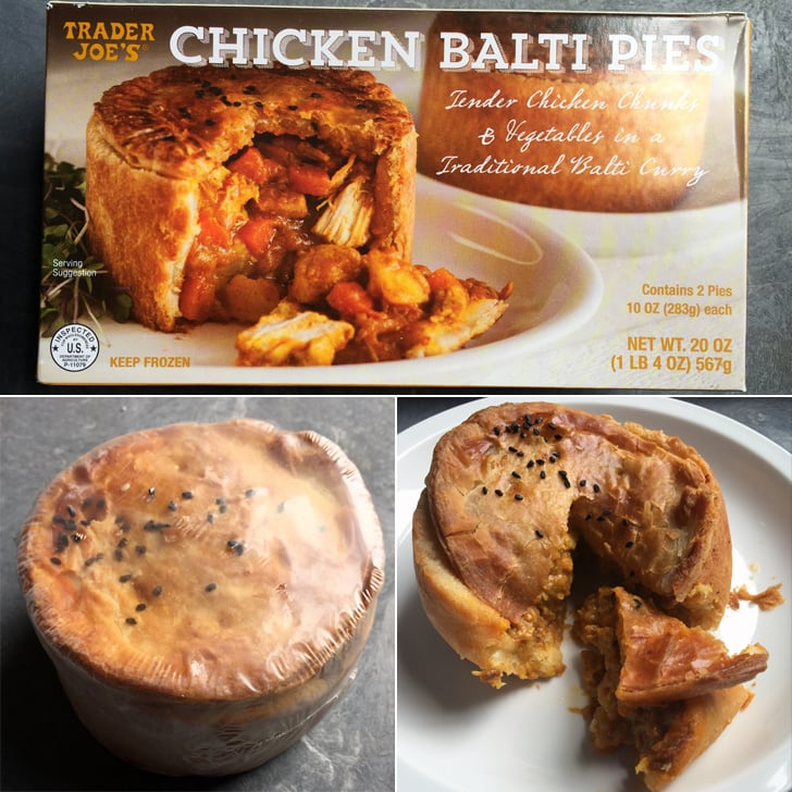 Chicken Balti Pies 6 Best New Trader Joes Snacks 2015