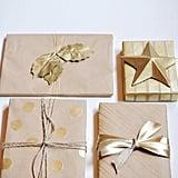 Metallic Gift Wrap