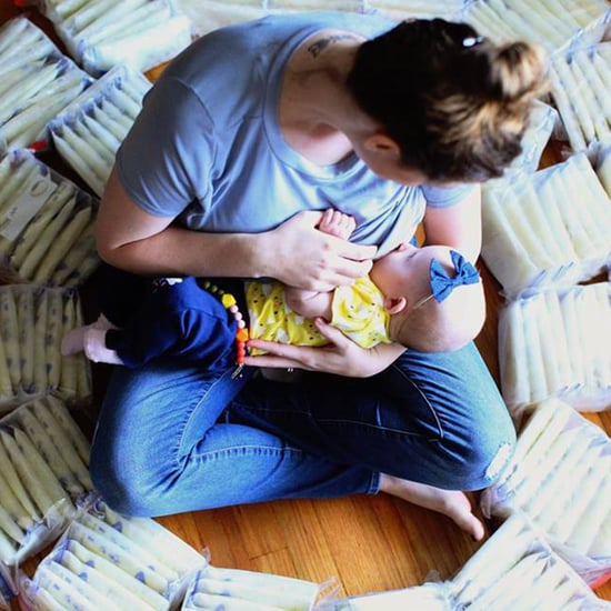 Breast Milk Donor Mom's Letter to NICU Baby