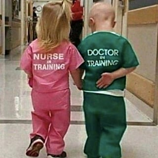 Internet Calls Nurse and Doctor Photo Sexist