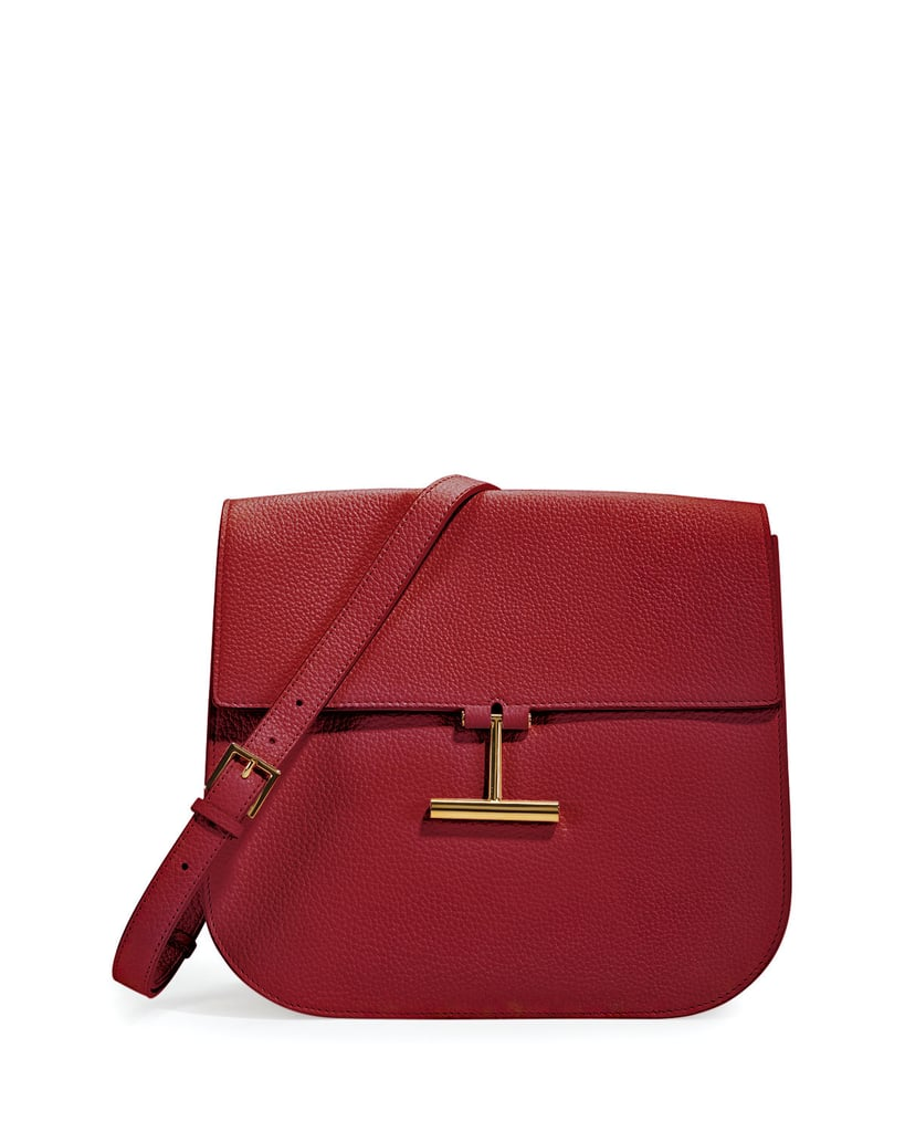 Tom Ford Tara Large Leather Crossbody Bag