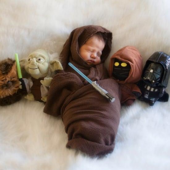 Star Wars Pregnancy Story