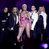 Little Mix and Nicki Minaj