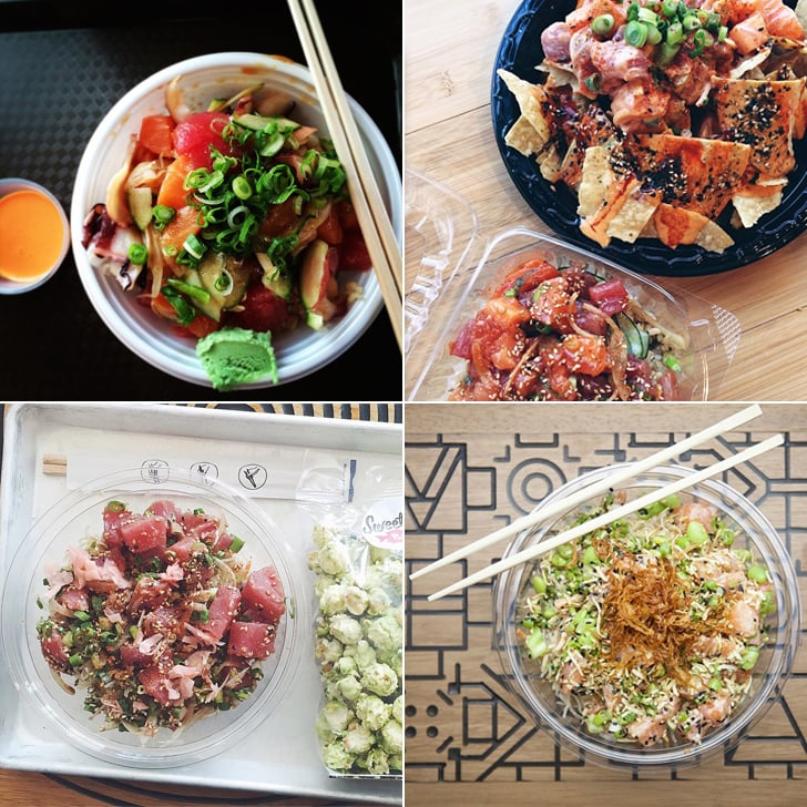 Poke Bowl Inspiration