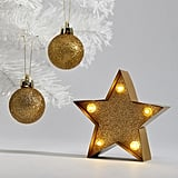 Paperchase Star Marquee Light
