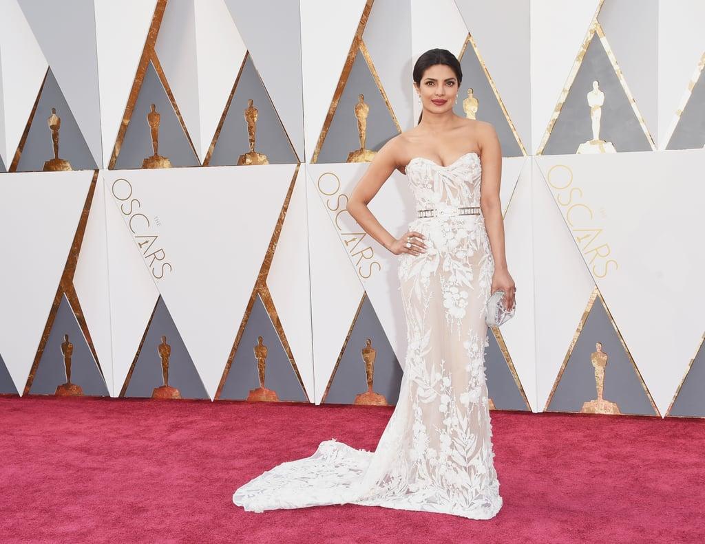 Priyanka Chopra at the Oscars 2016