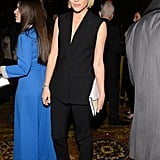 Rachael kept her style simple and chic at the Gotham Independent Film Awards in NYC in Nov. 2012.