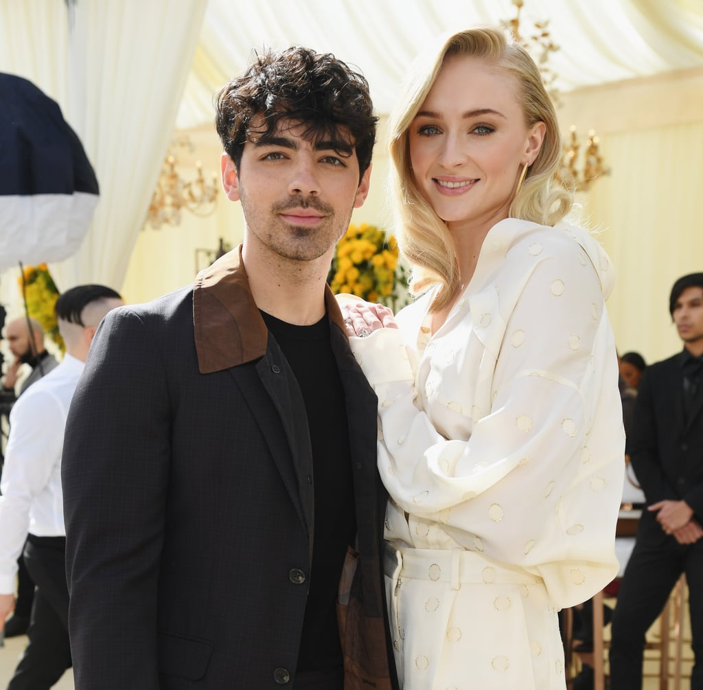 Sophie Turner and Joe Jonas Married