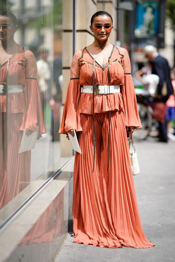 20 Dreamy Boho Room Decor Ideas: Orange Street Style Outfits