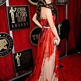 Pictures of 2011 SAGs Ladies Red Carpet