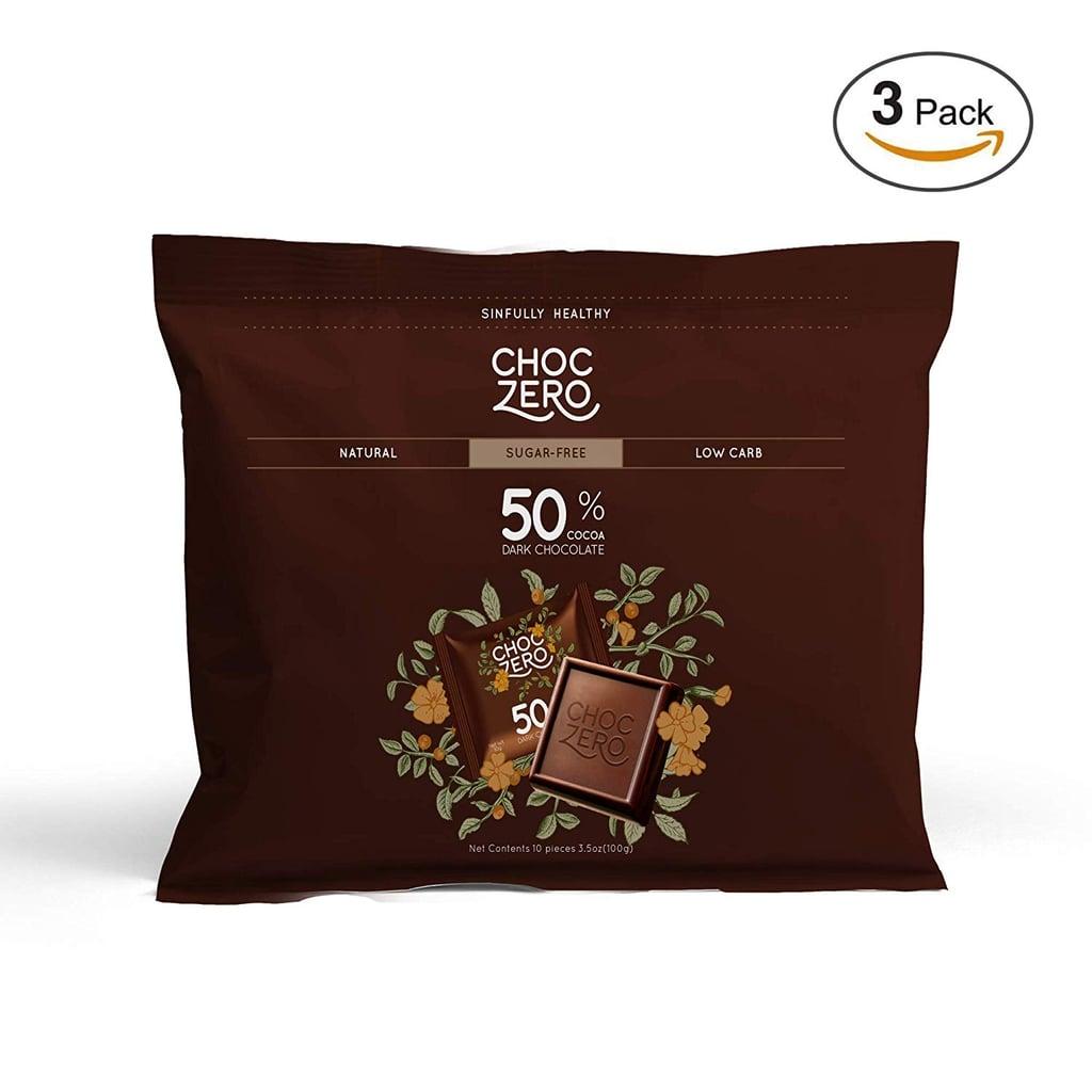 ChocZero 50% Dark Chocolate