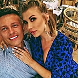 Olivia Buckland and Alex Bowen  — 2016