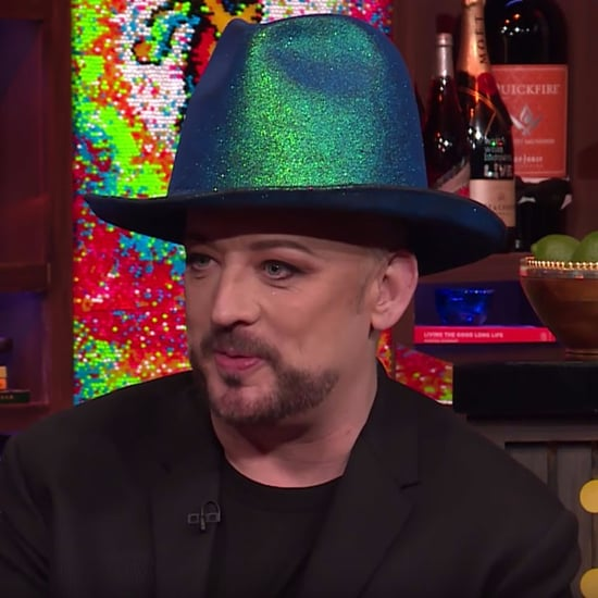 Boy George Talking About George Michael Feud on WWHL 2017