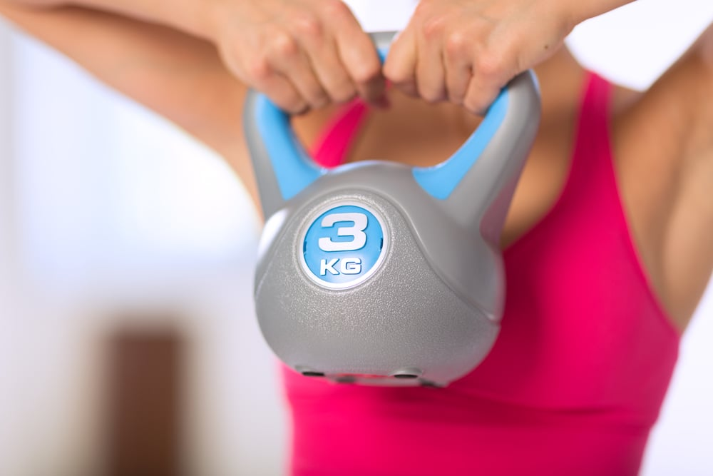 9 Kettlebell Workouts to Lose Weight