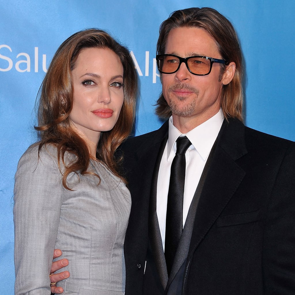 Angelina Jolie and Brad Pitt 2012 Berlin Film Festival Pictures