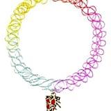 Pizza Choker Necklace