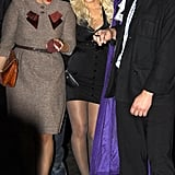 Christina Aguilera made an arresting sight as she left a Halloween party dressed as a cop in 2010. RelatedEvery DIY Pixar Costume You Could Possibly Think of in 1 Place