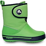 Iridescent Gust Boot
