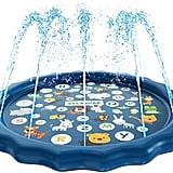 SplashEZ 3-in-1 Sprinkler, Splash Pad, and Wading Pool