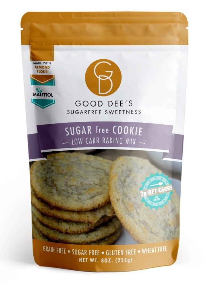 Good Dee S Sugar Free Cookie Mix Best Low Carb Cookies Popsugar