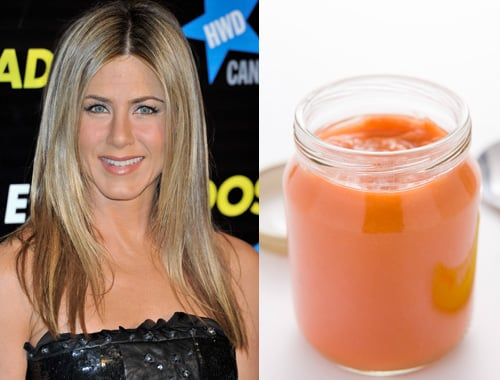 Jennifer Aniston Rumored to Be on a Baby Food Diet Again ...