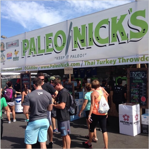 All Paleo, All the Time