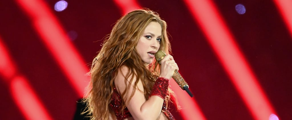 The Ab Exercises That Got Shakira Her Super Bowl Abs