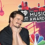 And Jason Ritter Posed Like This in the Press Room