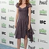 Laura Dern at the 2014 Spirit Awards
