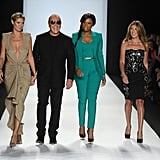 Project Runway Finale Pictures