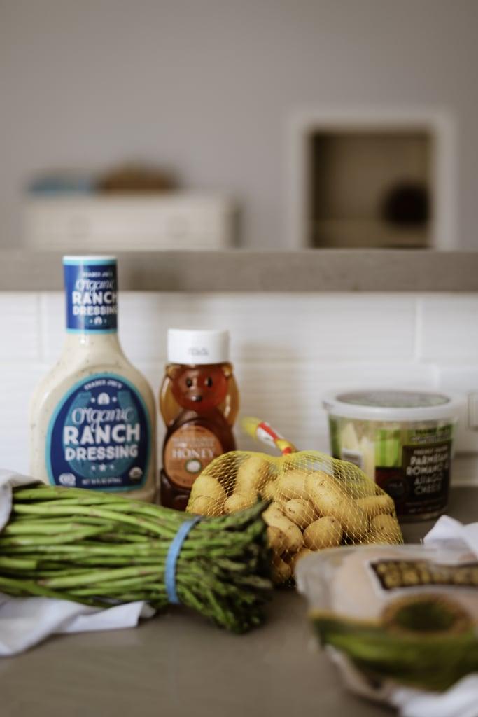 Dinner Prep: Honey Ranch Chicken Sheet-Pan Meal