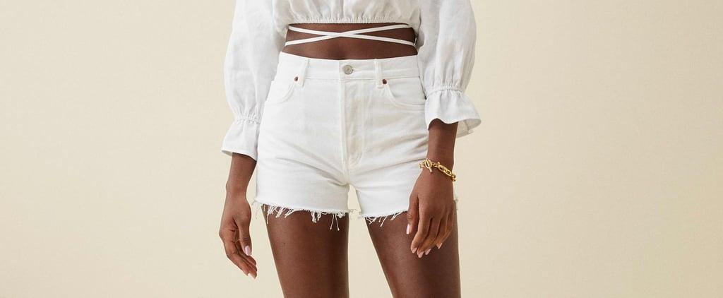 Fashionable Denim Shorts for Summer