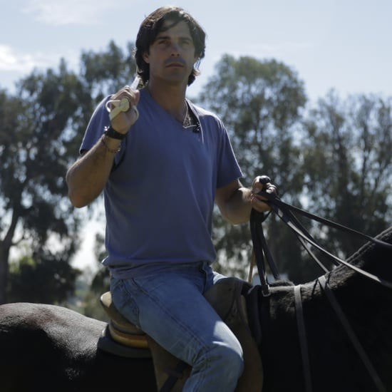 Polo Player Nacho Figueras Interview (Video)