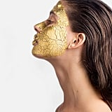 A Pricey Face Mask With Real 24K Gold