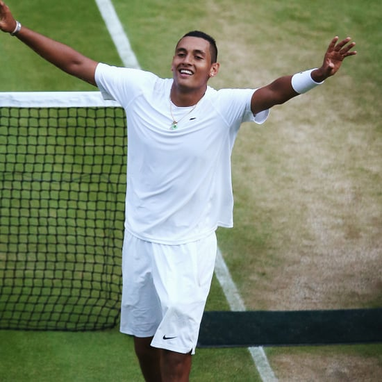 Nick Kyrgios Australian Tennis Player Information