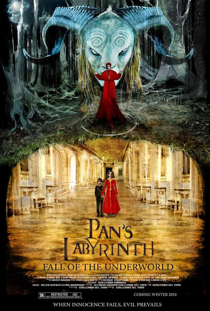 pan s labyrinth 2 fall of the underworld movie posters for