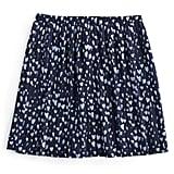 Heart-Print Skirt
