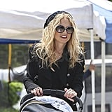 Rachel Zoe Celebrates Her First Mother's Day With Baby Skyler and Rodger