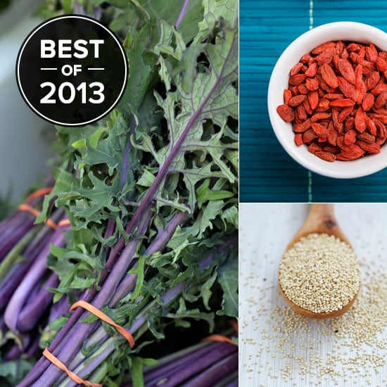 Popular Superfoods of 2013