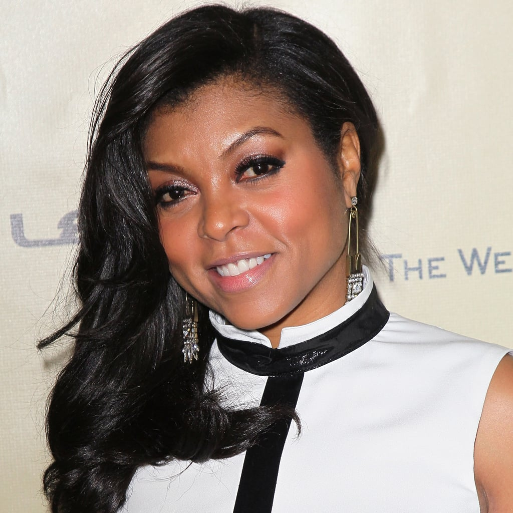 Taraji P. Henson | Golden Globes Hair and Makeup 2013