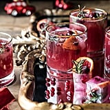 Holiday Cheermeister Bourbon Punch