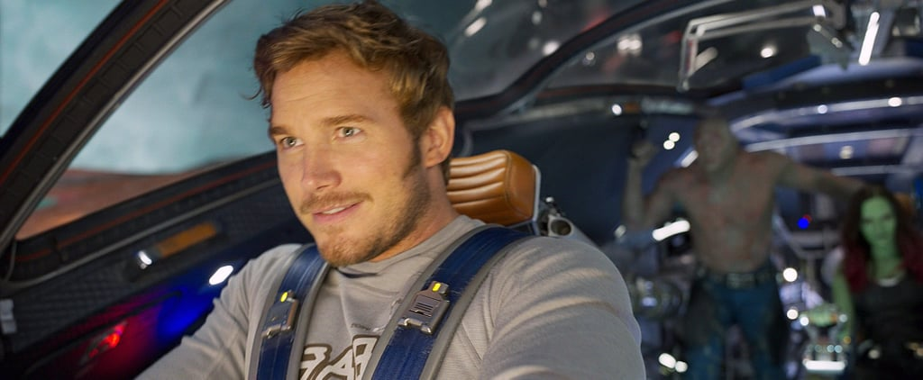 Exclusive: Chris Pratt Is Exactly the Guy You Want Him to Be Behind the Scenes of Guardians 2