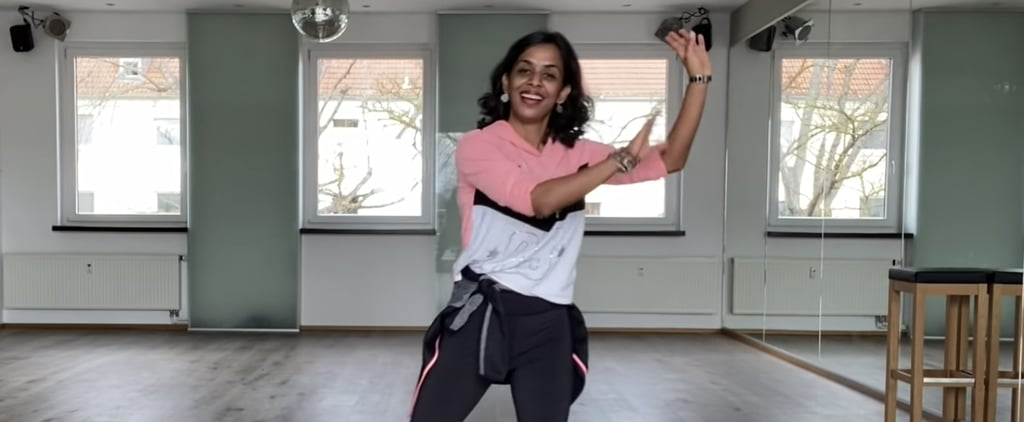 Try This 30-Minute Bollywood Dance Workout For Weight Loss