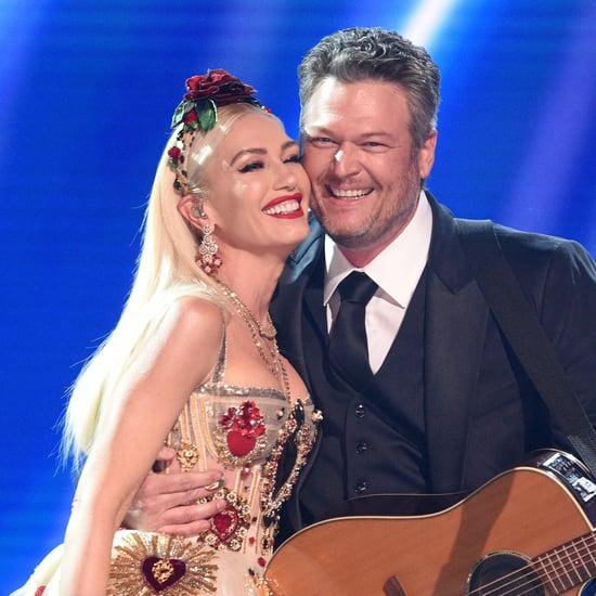 Blake Shelton Gushes Over Gwen Stefani on The Voice