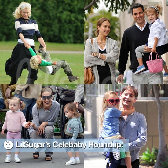 Pictures of Celebrity Kids