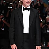 Brad Pitt at the Ad Astra Premiere