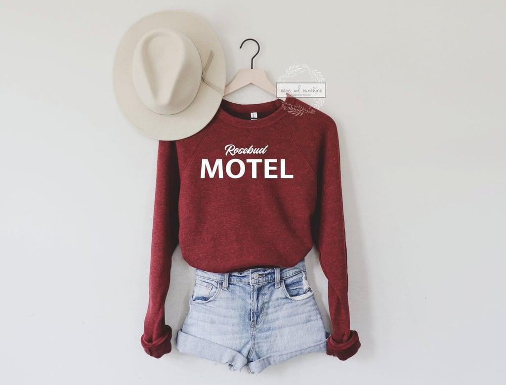 Rosebud Motel Sweatshirt