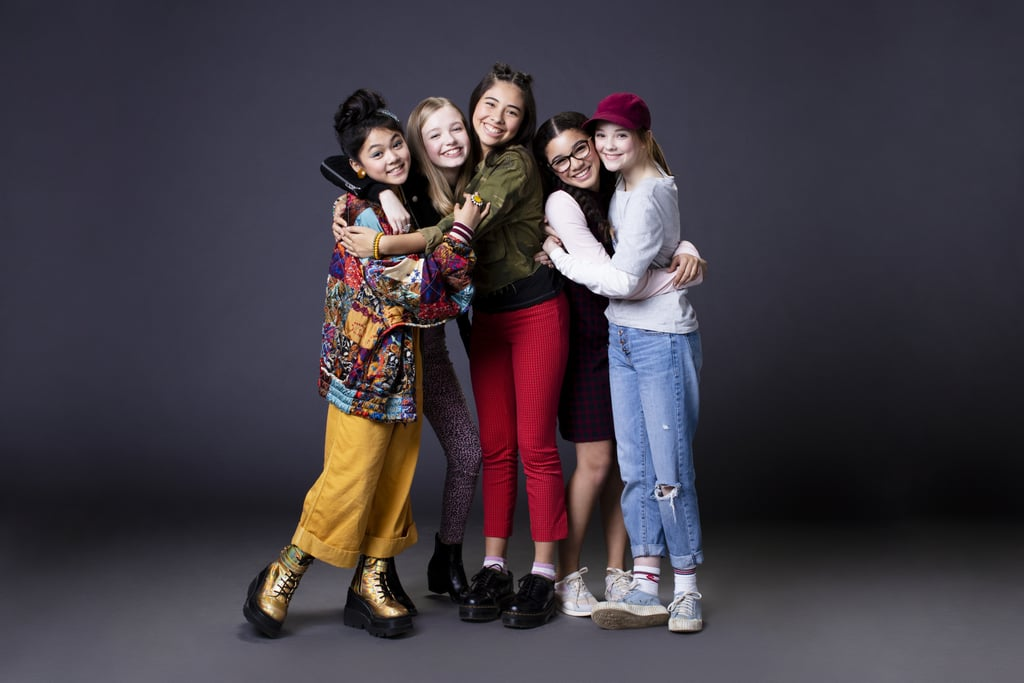 Listen to Netflix's The Baby-Sitters Club Soundtrack