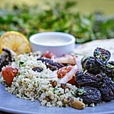 Toasted Couscous Salad