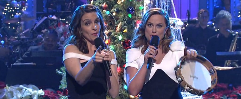 Tina Fey and Amy Poehler Just Debuted Your New Favorite Christmas Song on SNL